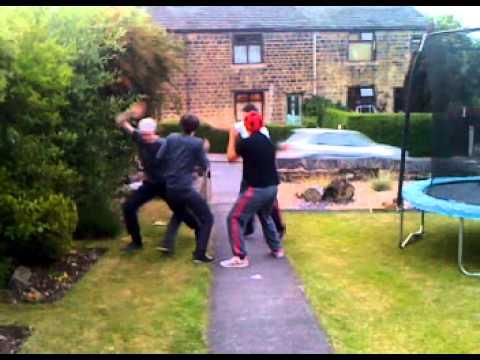 Dance n fight