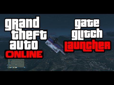 GTA Online Gate Glitch Launcher