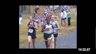 Wootton At 2009 Moco Championships - Jv Girls 11-12