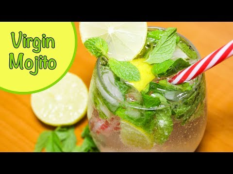 Virgin Mojito Recipe | Without Alcohol | Summer Special Drinks | Kanak's Kitchen