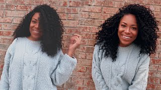 Download Friday Night Hair GLS 217 Wig Review| Lia Lavon Video
