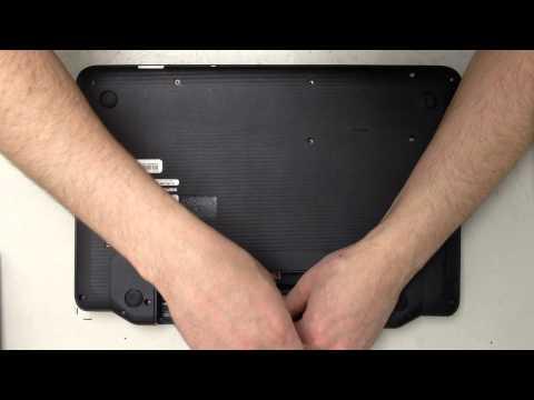 Disassembling Dell Inspiron N5050