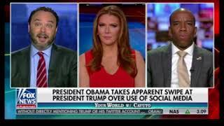 Fox Attacks Obama