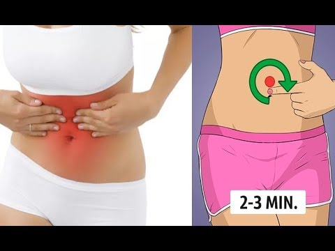 How to Get Rid of Lower Abdominal Pain | How to Get Rid of Lower Stomach Pain