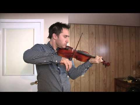 How long does it take to learn the violin? End of Week 1