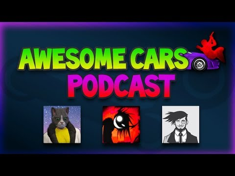 Awesome Cars + Fun Maps Podcast 1