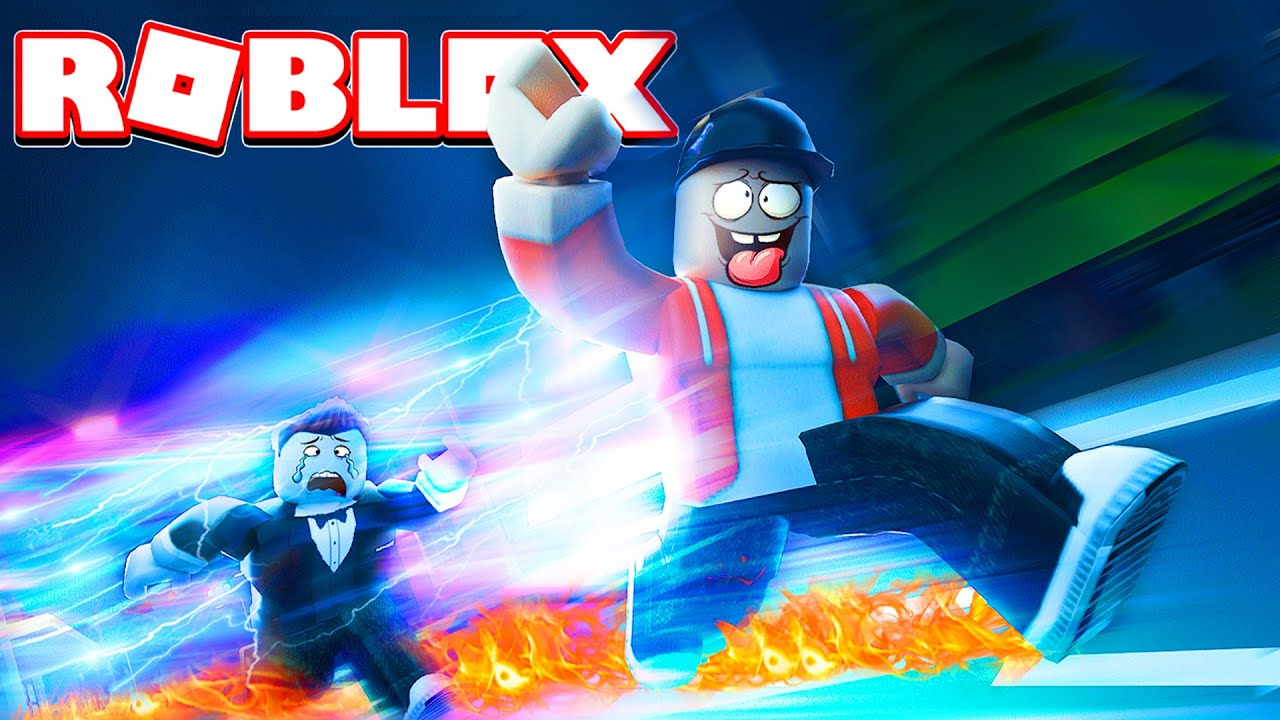 I Went WAY TOO FAST In Roblox Speed City... (it kinda broke the game...)