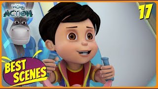 UNSEEN video of VIR THE ROBOT BOY | Animated Series For Kids | #17 | WowKidz Action