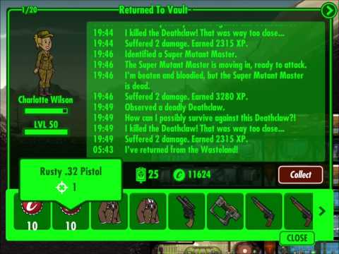 Fallout Shelter - ANDROID USERS - MAX BOTTLE CAPS 999,999