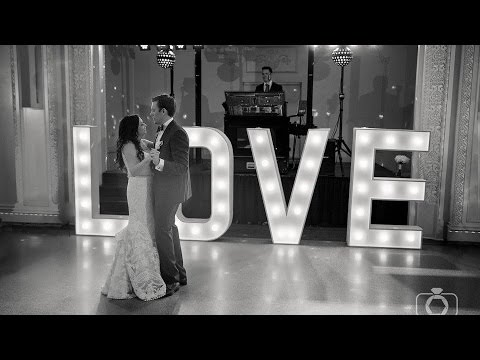 These vows! Amanda + Nathan's Wedding Film at The Mayo Hotel in Tulsa, OK