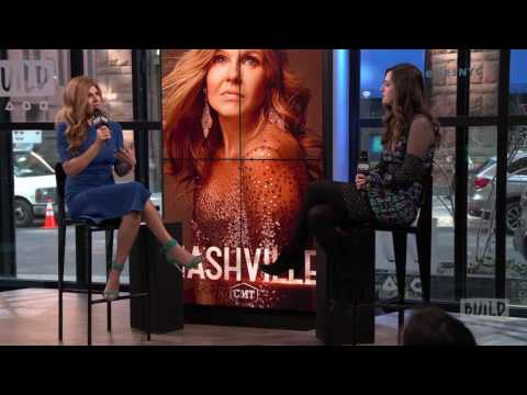 Connie Britton Discusses The TV Show,