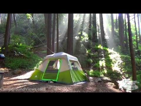 Limekiln State Park Campground Big Sur California CA