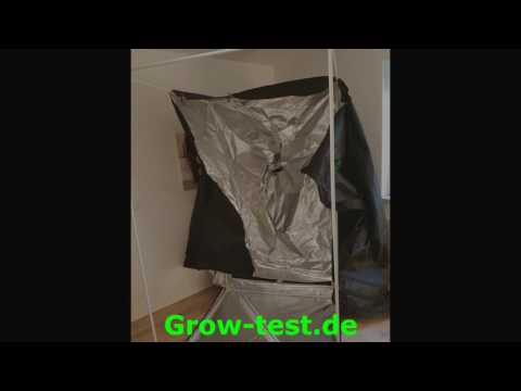 Growbox : Aufbauen