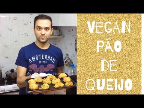 How to make vegan pão de queijo (Brazilian cheese rolls)