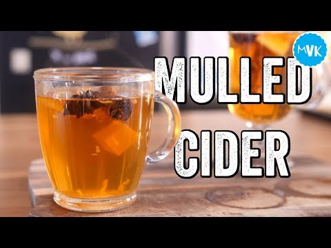2 minute mulled cider recipe | my virgin kitchen