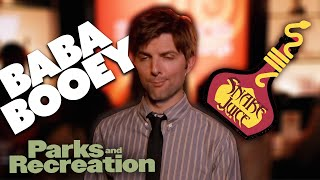 Snake Juice | Parks and Recreation | Comedy Bites