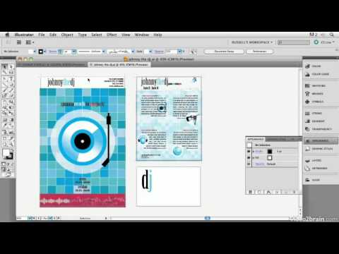 Illustrator CS5 3D Effects Rotate : Learn By Video