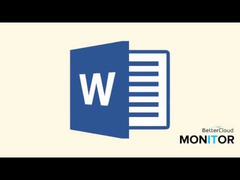 How to Make Microsoft Word AutoSave Your Documents Every Minute