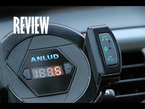 REVIEW ANLUD Car FM transimtter