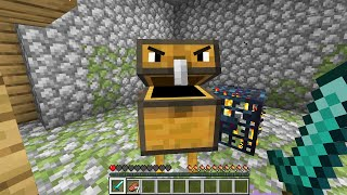 Minecraft but CHESTS fight back...