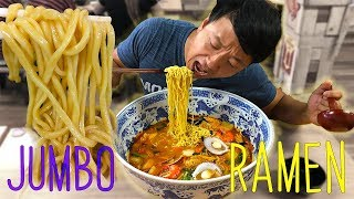 MASSIVE Bowl of RAMEN NOODLES & Street Food Tour of Malaysia