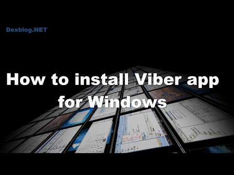 How to install Viber app for Windows 8.1 or 8