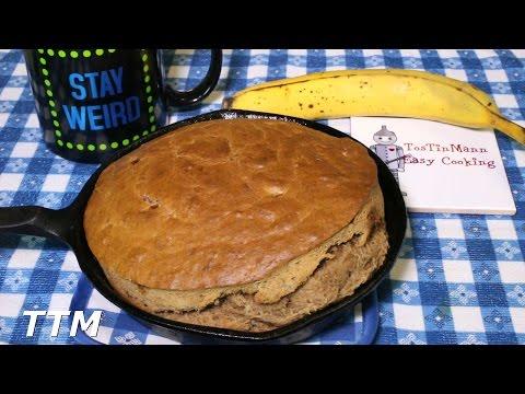 How to Make Banana Bread in the Toaster Oven~Good Banana Bread Recipe