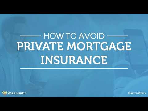 How to Avoid Private Mortgage Insurance (PMI) | Ask a Lender