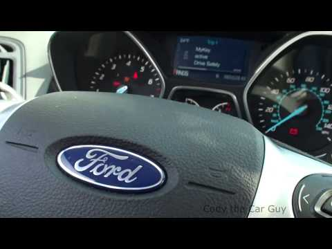 Ford Escape oil reset simple and easy