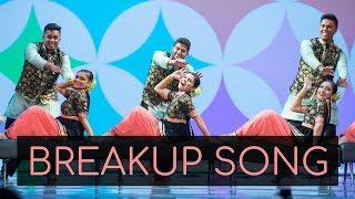 Breakup Song (Movie: Ae Dil Hai Mushkil, Ranbir Kapoor, Anushka Sharma) | Kruti Dance Academy