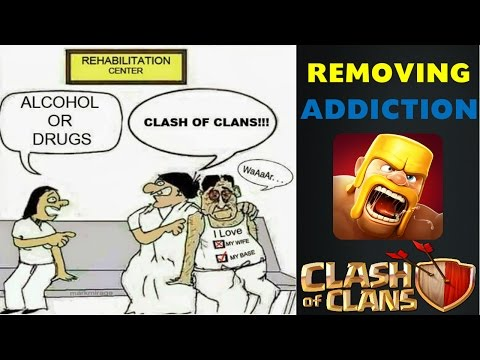 HOW TO STOP PLAYING CLASH OF CLANS | 3 FUNDAMENTALS | QUITTING THE ADDICTION