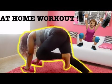 AT HOME WORKOUT ROUTINE 2018 !
