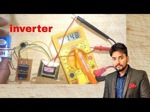 Simple Low Power Inverter
