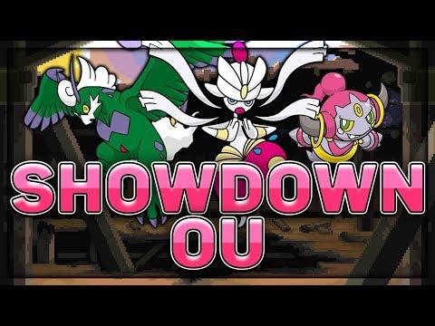 Pokémon Showdown ORAS OU - USUM - Spielt mehr ORAS OU! - #02 w/ Metamorphosis & Persephone XIV