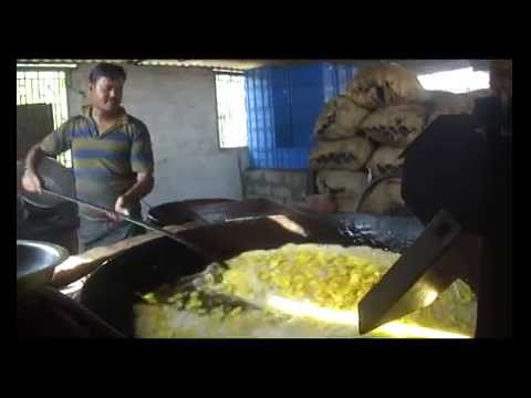 How it's made - Banana Chips