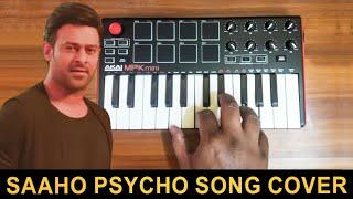 Saaho - Psycho Song Ringtone By Raj Bharath |#Prabhas | #Psycho Saiyaan | #Kadhal Psycho |