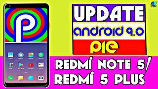Redmi 5 Pie Rom