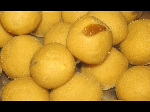 How to make besan ladoo at home in urdu/hindi