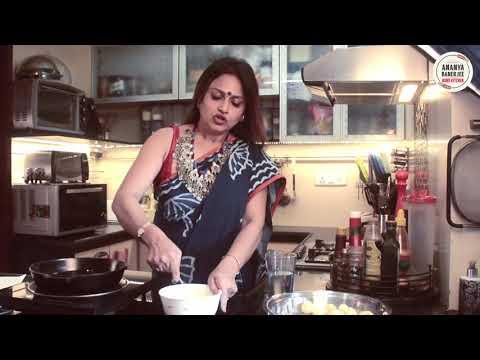 How to make Gokul Pithe - Ananya's Bong Kitchen