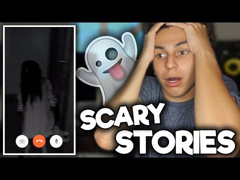 Mom I'm Scared... [Scary Story]