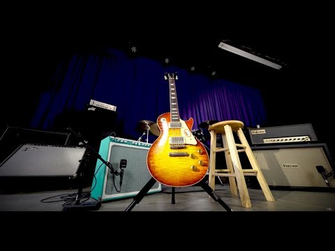 Gibson Custom Shop 2017 Les Paul Standard Figured – Tom Murphy Painted and Aged  •  SN: 91037
