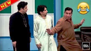TU KUM KEE KARNA EN - NASIR CHINYOTI & SOBIA KHAN - Best Comedy Scenes in Stage Drama||Very Funny😂