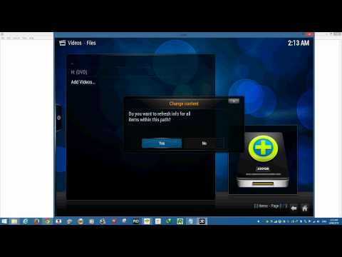 XBMC Beginners Setup - Part 2