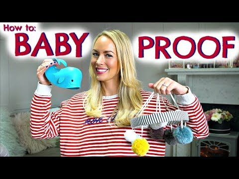 HOW TO BABY PROOF YOUR HOME  |  BABY PROOFING TIPS & HACKS