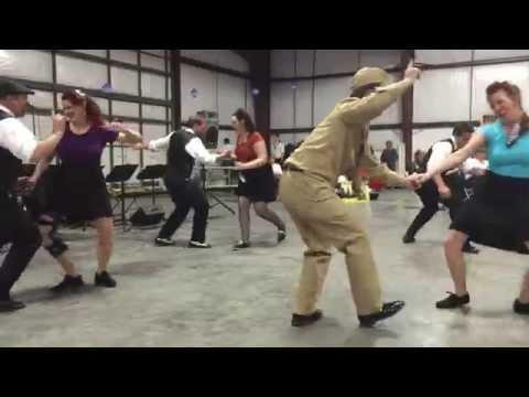Red Rock Swing Phenomenon Leap Frog Hangar Dance 2015