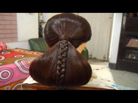An Elegant Braid Hairstyle for all.