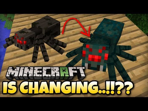 Minecraft is changing .. Again! Xbox / MCPE / PS4 / Windows 10 / PS3 / Switch