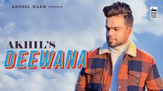 Deewana - Akhil   Pav Dharia   Desi Routz   Anshul Garg   Latest Punjabi Romantic Song 2020