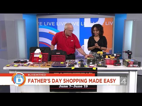 Find The Perfect Father's Day Gift At ACE Hardware