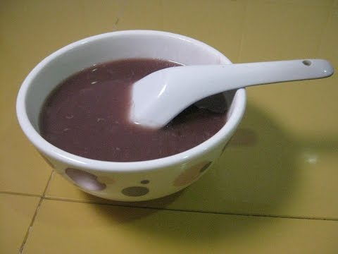 Red Bean Soup Recipe: How to cook 紅豆沙 做法. I'm In LOVE (Narsha) Canon Ixus 80is